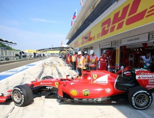 Kimi Calls For Ferrari Improvement