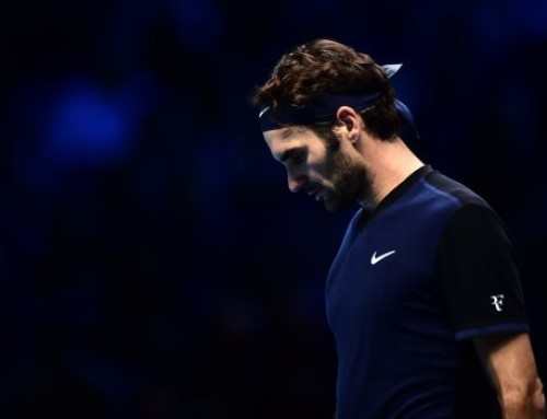 Is Federer's loss a passing of the torch?
