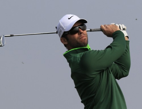 Putter key to Casey's title defence