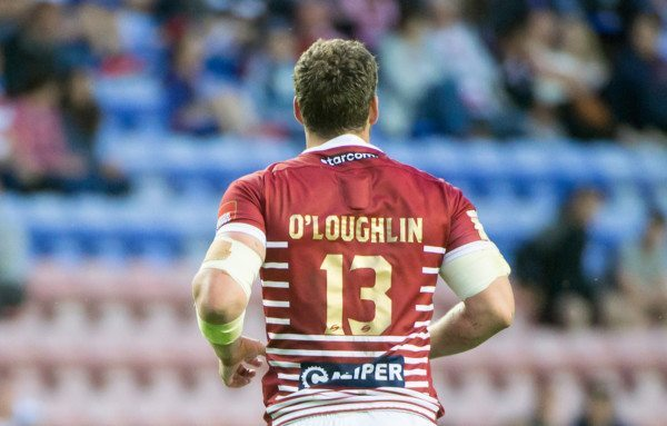 Wigan Warriors captain Sean O'Loughlin