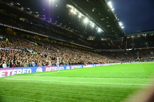 Old Trafford during the 2017 Betfred Super League Grand Final. Will Wigan get there this year?