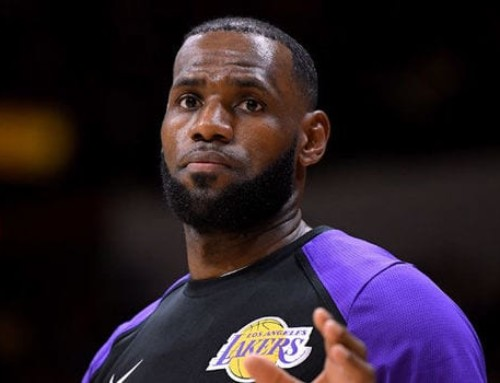 NBA round-up: LeBron leads Lakers to late victory