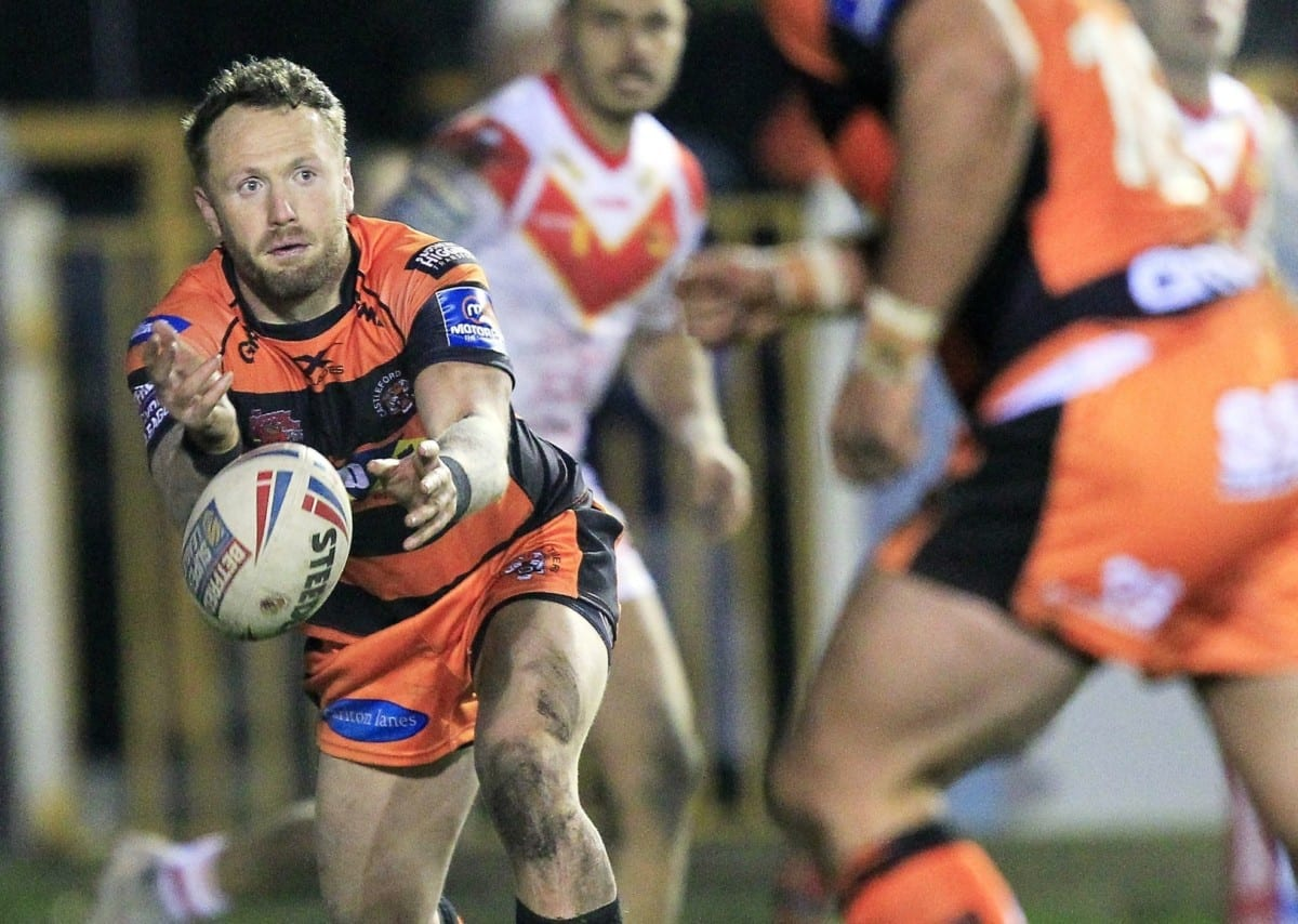 a1508114deb Castleford Tigers v Catalans Dragons Jordan Rankin