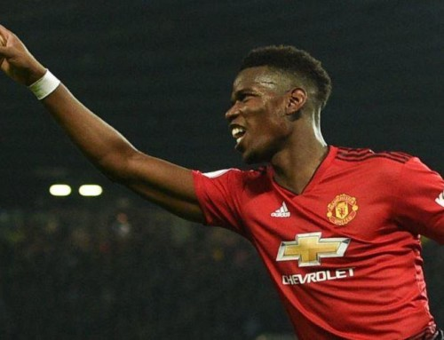 Pogba deserving of PFA team of year