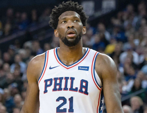 Embiid thinking big with 76ers